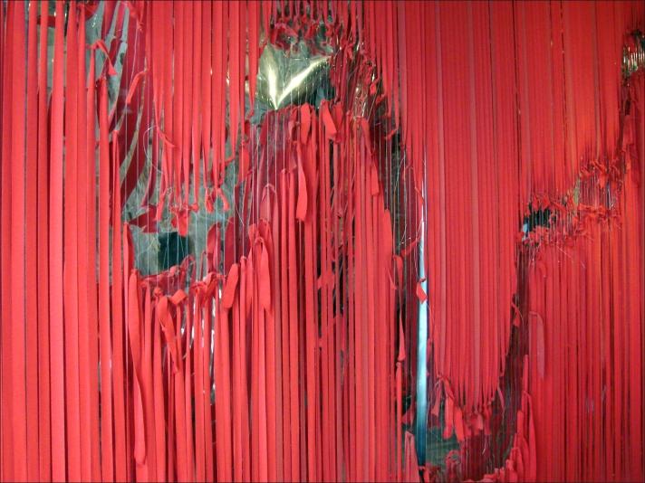 """""""Pavillon de l'Iraq (54ème biennale de Venise). Walid Siti, Meso'"""" Photo by Jean-Pierre Dalbéra. CC BY 2.0."""